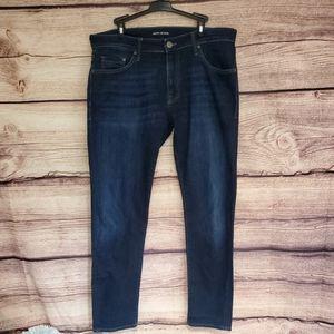 Mavi Mens Jeans Jake Slim Fit Sz 36/32